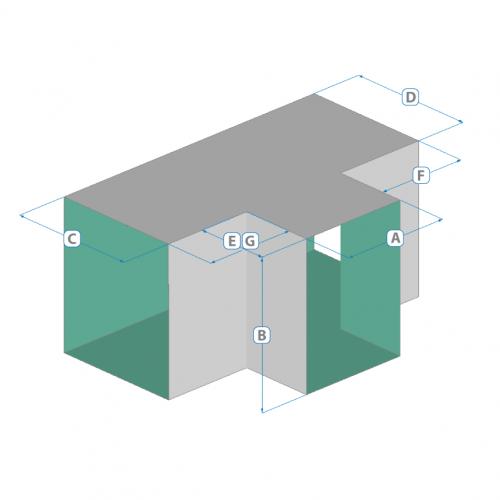 2.тройник-изометрия